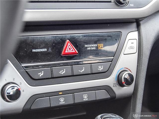 2018 Hyundai Elantra LE (Stk: D1380) in Regina - Image 20 of 27