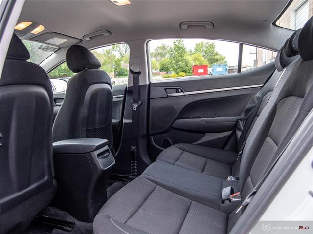 2018 Hyundai Elantra LE (Stk: D1380) in Regina - Image 24 of 27