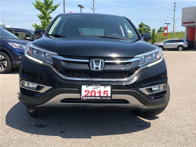 2015 Honda CR-V EX (Stk: 2132P) in Richmond Hill - Image 2 of 20