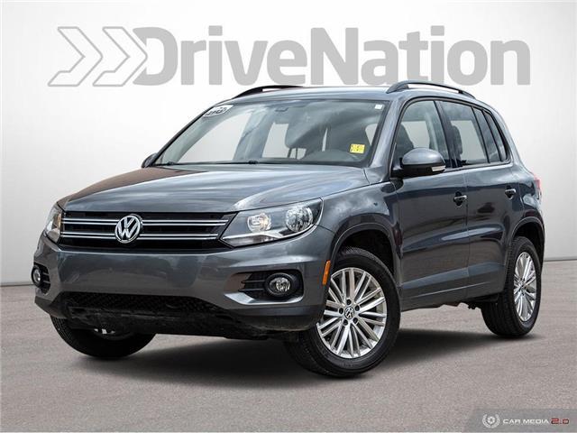 2016 Volkswagen Tiguan Comfortline (Stk: D1384) in Regina - Image 1 of 28