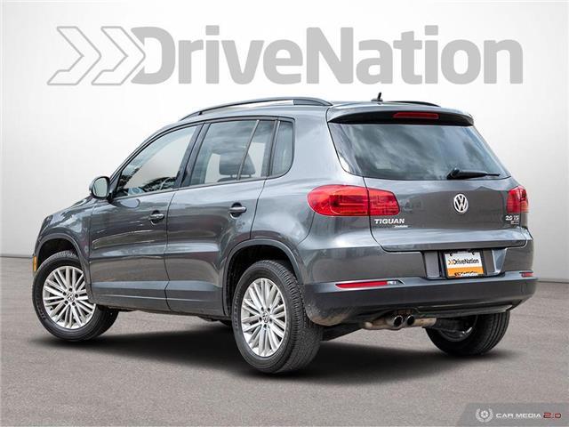 2016 Volkswagen Tiguan Comfortline (Stk: D1384) in Regina - Image 4 of 28