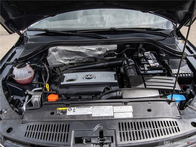 2016 Volkswagen Tiguan Comfortline (Stk: D1384) in Regina - Image 8 of 28