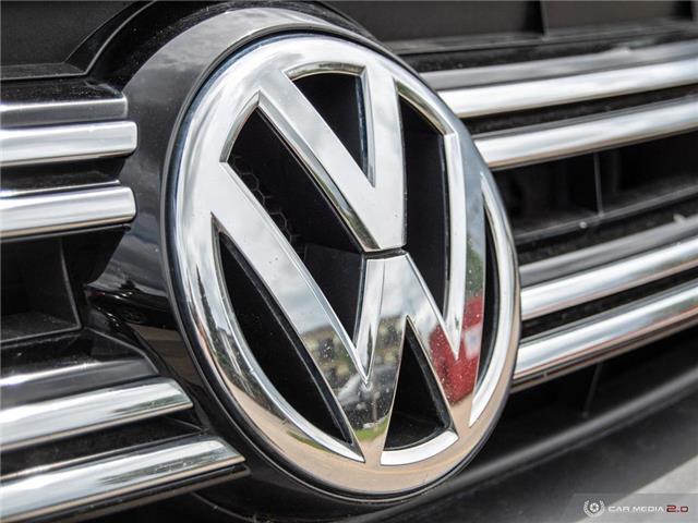 2016 Volkswagen Tiguan Comfortline (Stk: D1384) in Regina - Image 9 of 28