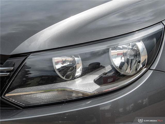 2016 Volkswagen Tiguan Comfortline (Stk: D1384) in Regina - Image 10 of 28