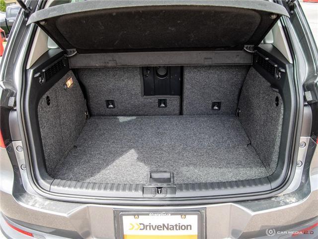 2016 Volkswagen Tiguan Comfortline (Stk: D1384) in Regina - Image 11 of 28