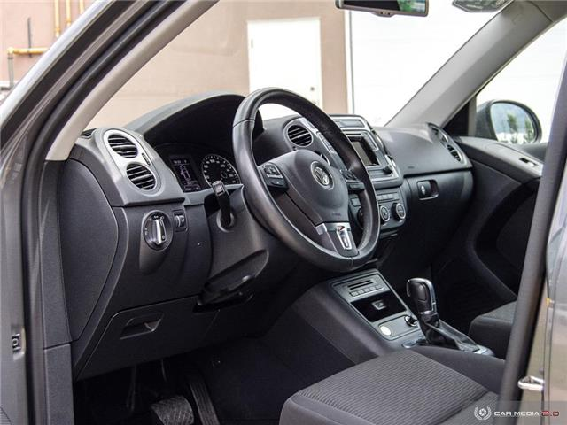 2016 Volkswagen Tiguan Comfortline (Stk: D1384) in Regina - Image 13 of 28