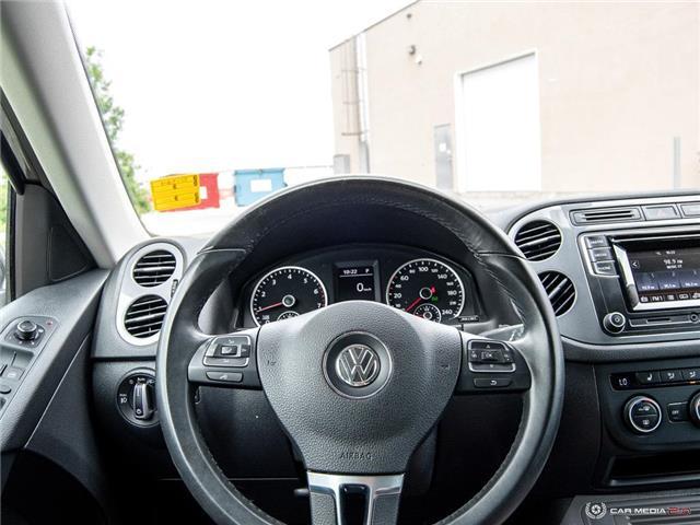 2016 Volkswagen Tiguan Comfortline (Stk: D1384) in Regina - Image 14 of 28