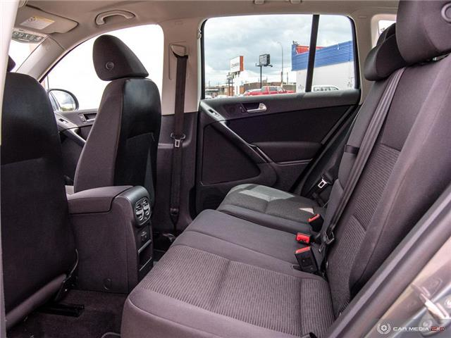2016 Volkswagen Tiguan Comfortline (Stk: D1384) in Regina - Image 25 of 28