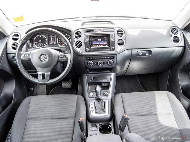 2016 Volkswagen Tiguan Comfortline (Stk: D1384) in Regina - Image 26 of 28