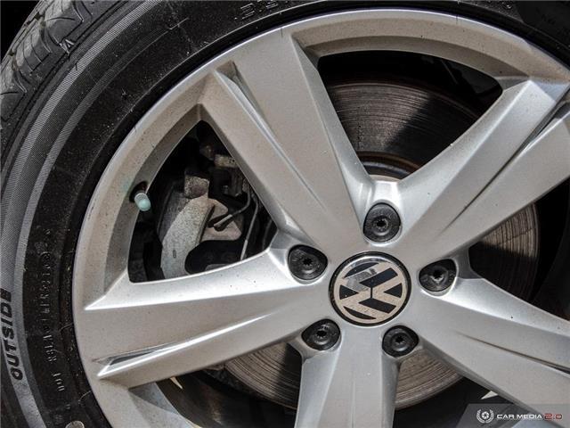 2015 Volkswagen Passat 1.8 TSI Comfortline (Stk: D1375) in Regina - Image 6 of 28