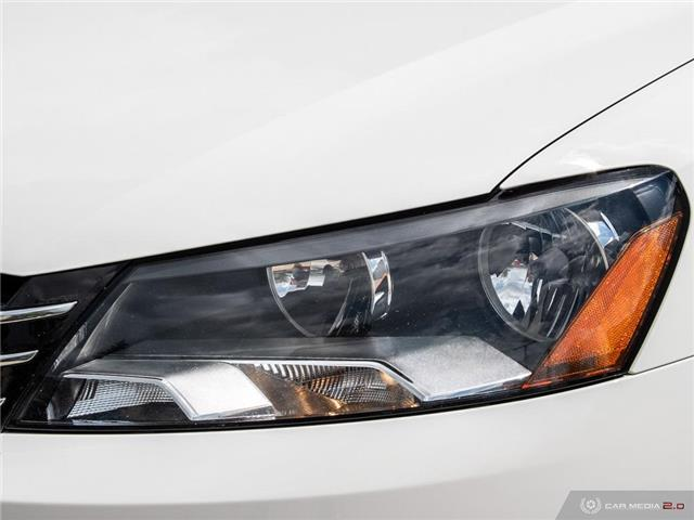2015 Volkswagen Passat 1.8 TSI Comfortline (Stk: D1375) in Regina - Image 10 of 28