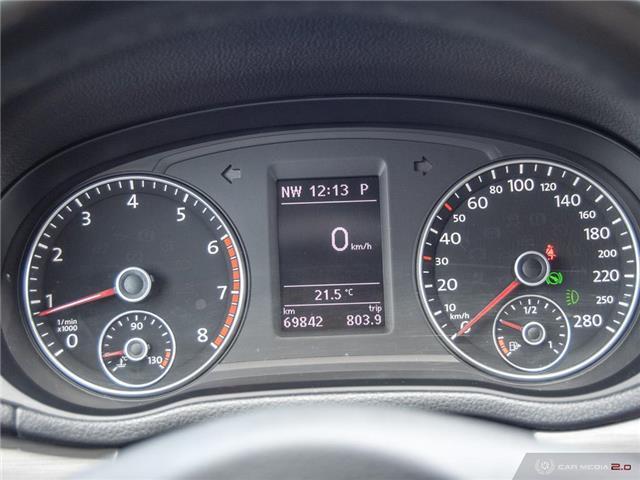 2015 Volkswagen Passat 1.8 TSI Comfortline (Stk: D1375) in Regina - Image 15 of 28