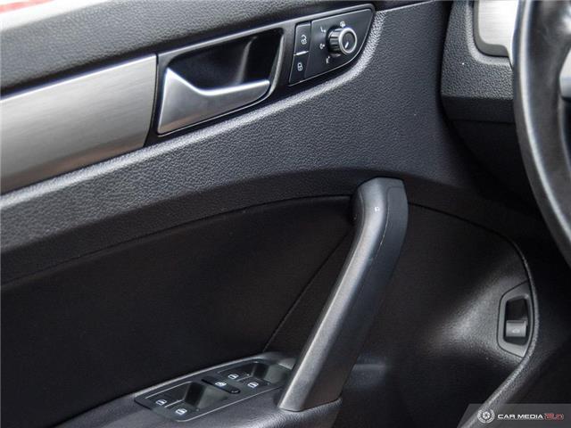 2015 Volkswagen Passat 1.8 TSI Comfortline (Stk: D1375) in Regina - Image 17 of 28