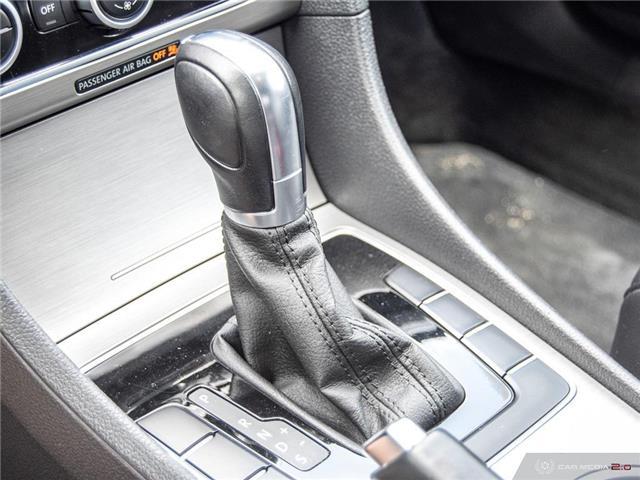 2015 Volkswagen Passat 1.8 TSI Comfortline (Stk: D1375) in Regina - Image 20 of 28