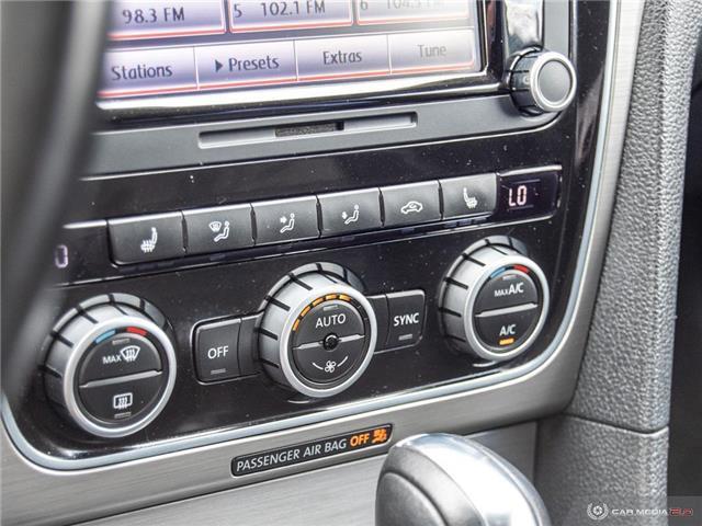 2015 Volkswagen Passat 1.8 TSI Comfortline (Stk: D1375) in Regina - Image 21 of 28
