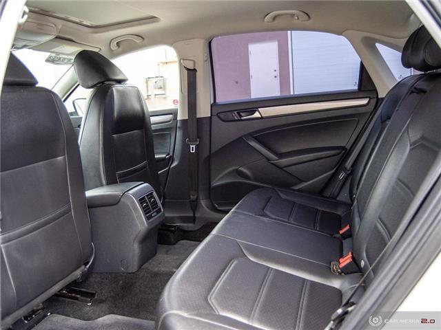 2015 Volkswagen Passat 1.8 TSI Comfortline (Stk: D1375) in Regina - Image 25 of 28