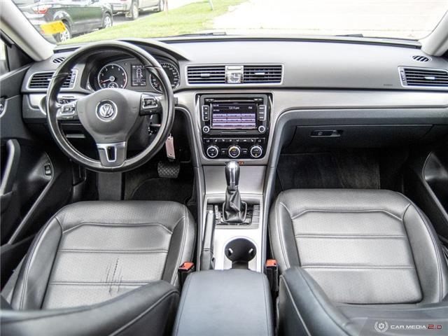 2015 Volkswagen Passat 1.8 TSI Comfortline (Stk: D1375) in Regina - Image 26 of 28