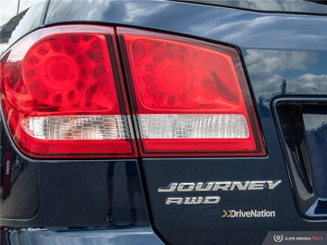 2017 Dodge Journey GT (Stk: D1356) in Regina - Image 12 of 28