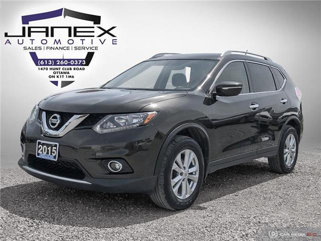 2015 Nissan Rogue SV (Stk: 19241) in Ottawa - Image 1 of 28