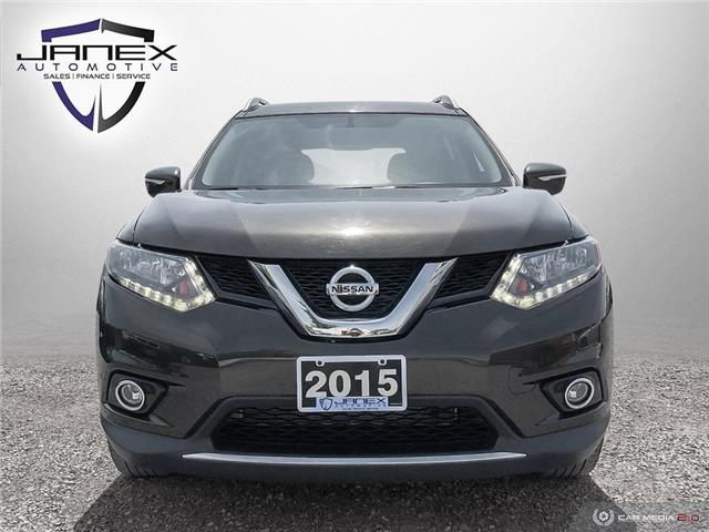 2015 Nissan Rogue SV (Stk: 19241) in Ottawa - Image 2 of 28