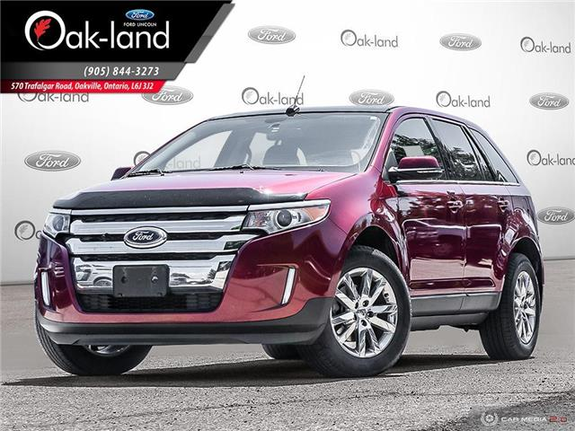 2014 Ford Edge Limited (Stk: A3097A) in Oakville - Image 1 of 27