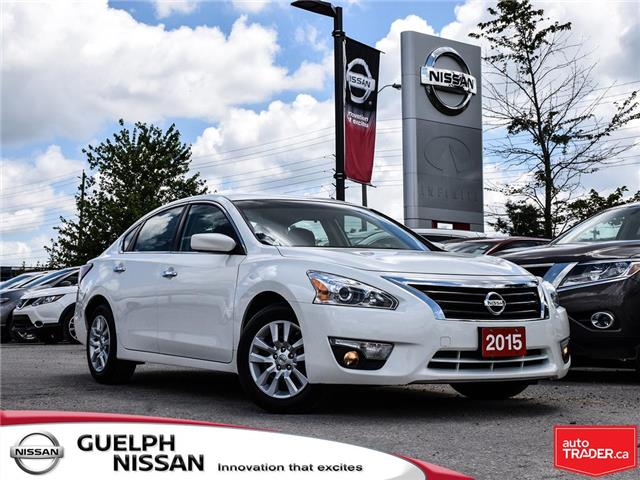 2015 Nissan Altima  (Stk: UP13661) in Guelph - Image 1 of 22