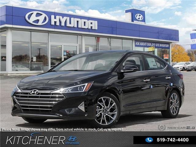 2020 Hyundai Elantra Luxury (Stk: 59077) in Kitchener - Image 1 of 23