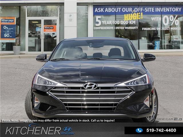 2020 Hyundai Elantra Luxury (Stk: 59077) in Kitchener - Image 2 of 23