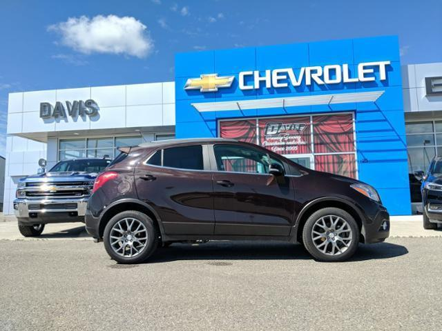 2016 Buick Encore Sport Touring (Stk: 202411) in Claresholm - Image 2 of 18