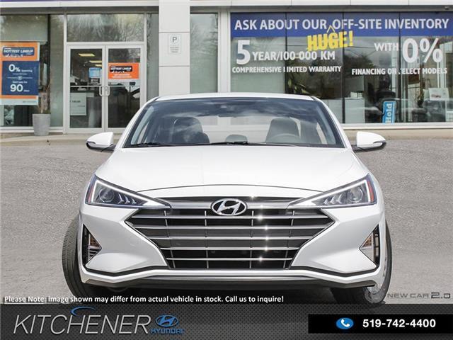 2020 Hyundai Elantra Preferred w/Sun & Safety Package (Stk: 59086) in Kitchener - Image 2 of 23