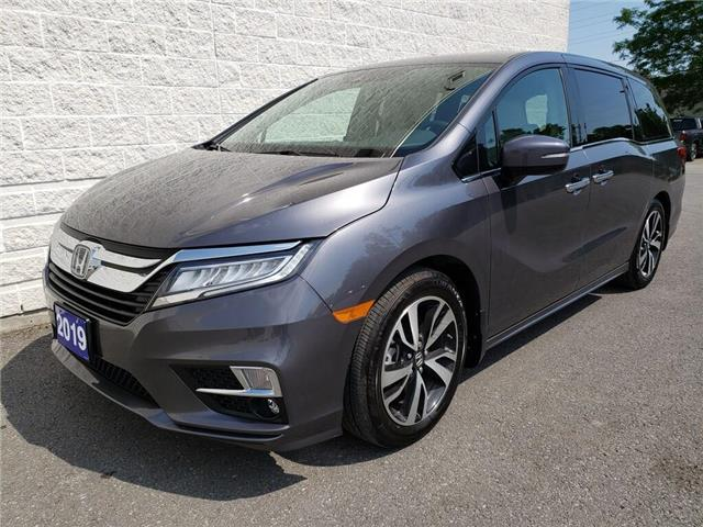 2019 Honda Odyssey Touring (Stk: 19P131) in Kingston - Image 2 of 30