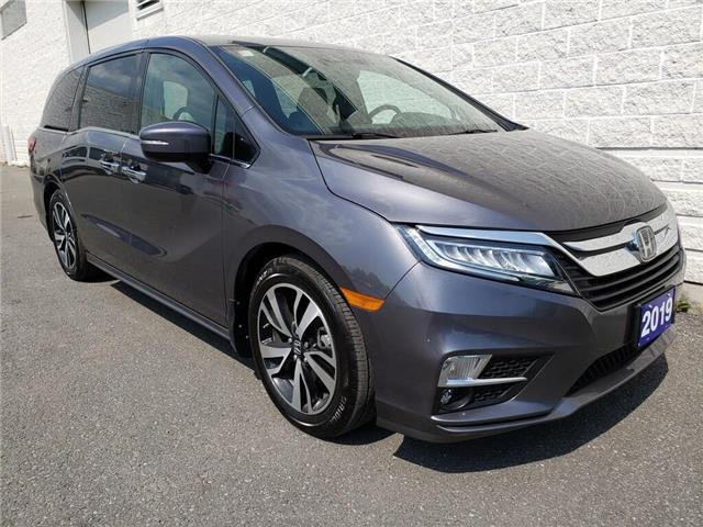 2019 Honda Odyssey Touring (Stk: 19P131) in Kingston - Image 4 of 30