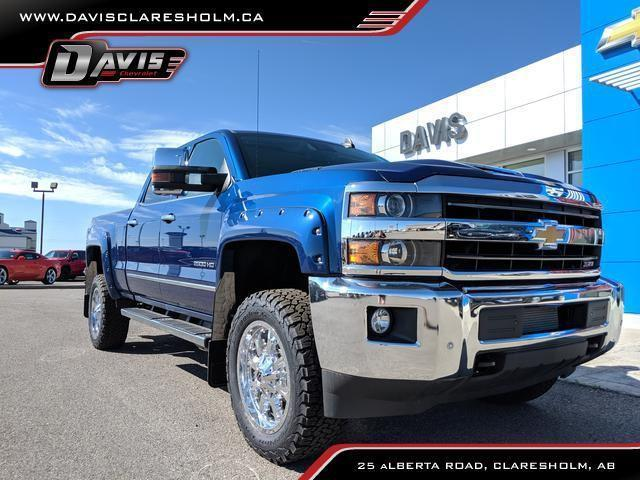 2019 Chevrolet Silverado 2500HD LTZ (Stk: 200413) in Claresholm - Image 1 of 29