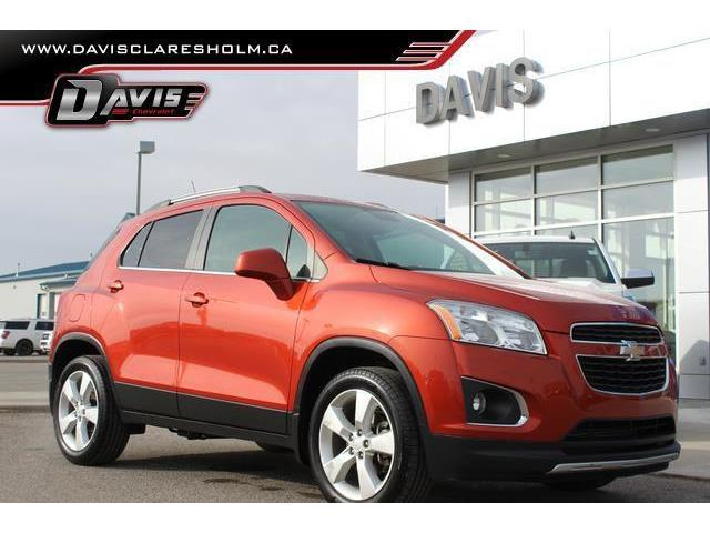2014 Chevrolet Trax LTZ (Stk: 165022) in Claresholm - Image 1 of 22
