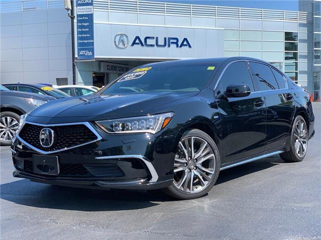 2018 Acura RLX Sport Hybrid Technology (Stk: 18247J) in Burlington - Image 1 of 30