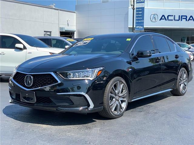 2018 Acura RLX Sport Hybrid Technology (Stk: 18247J) in Burlington - Image 2 of 30