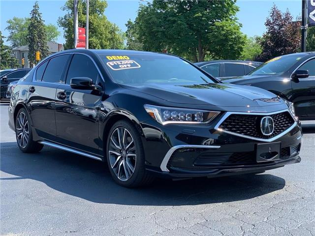 2018 Acura RLX Sport Hybrid Technology (Stk: 18247J) in Burlington - Image 4 of 30