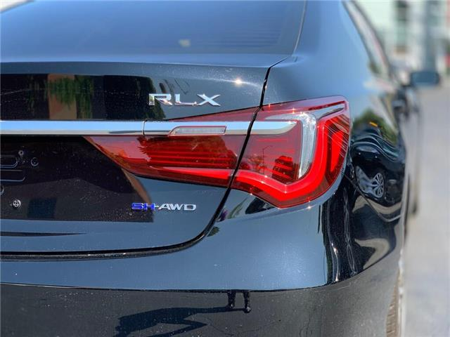 2018 Acura RLX Sport Hybrid Technology (Stk: 18247J) in Burlington - Image 11 of 30