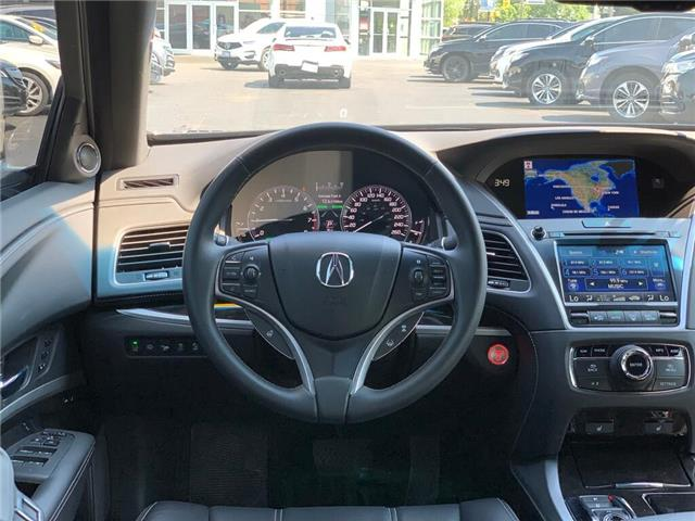 2018 Acura RLX Sport Hybrid Technology (Stk: 18247J) in Burlington - Image 15 of 30