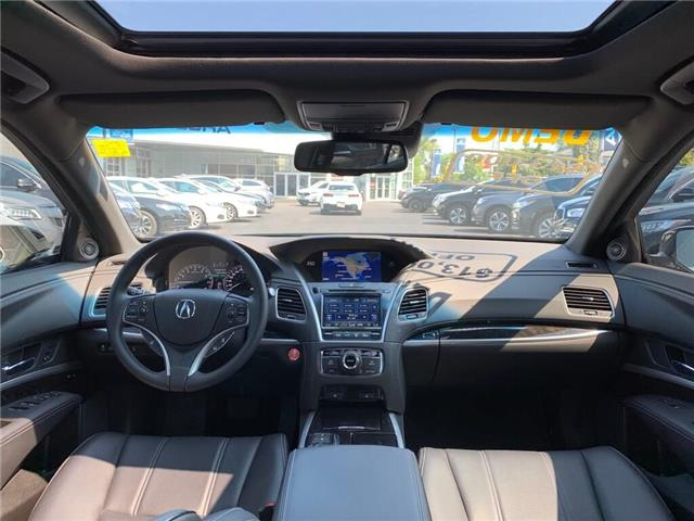 2018 Acura RLX Sport Hybrid Technology (Stk: 18247J) in Burlington - Image 18 of 30