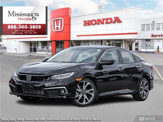 2019 Honda Civic Touring (Stk: 326657) in Mississauga - Image 1 of 23