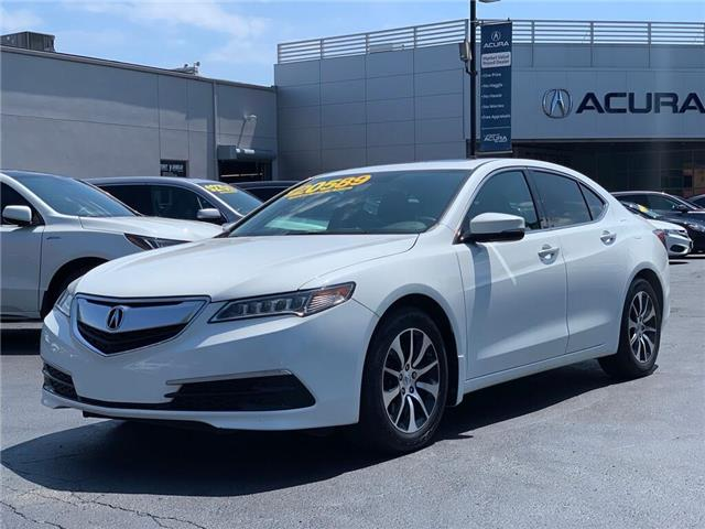 2015 Acura TLX Tech (Stk: D425) in Burlington - Image 2 of 30