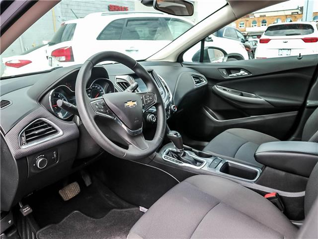2017 Chevrolet Cruze LT Auto (Stk: T20003) in Toronto - Image 8 of 24