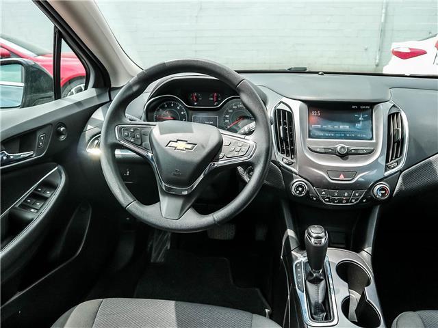 2017 Chevrolet Cruze LT Auto (Stk: T20003) in Toronto - Image 12 of 24