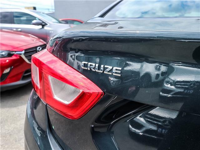 2017 Chevrolet Cruze LT Auto (Stk: T20003) in Toronto - Image 16 of 24