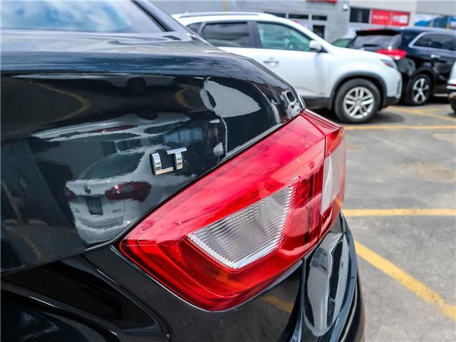 2017 Chevrolet Cruze LT Auto (Stk: T20003) in Toronto - Image 17 of 24