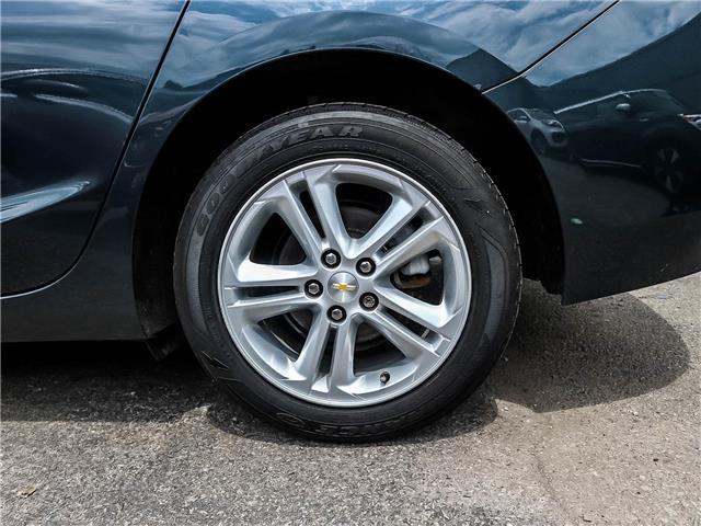 2017 Chevrolet Cruze LT Auto (Stk: T20003) in Toronto - Image 18 of 24