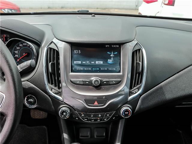 2017 Chevrolet Cruze LT Auto (Stk: T20003) in Toronto - Image 20 of 24