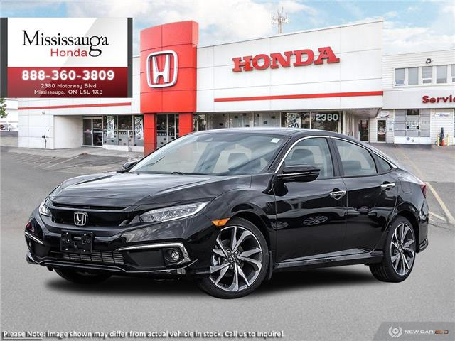 2019 Honda Civic Touring (Stk: 326656) in Mississauga - Image 1 of 23