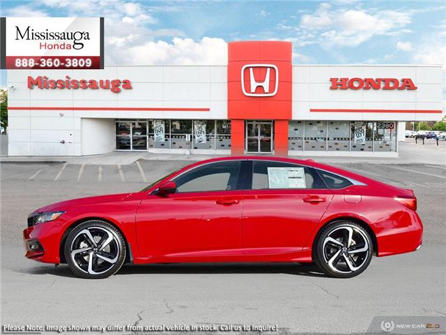2019 Honda Accord Sport 1.5T (Stk: 326640) in Mississauga - Image 3 of 23